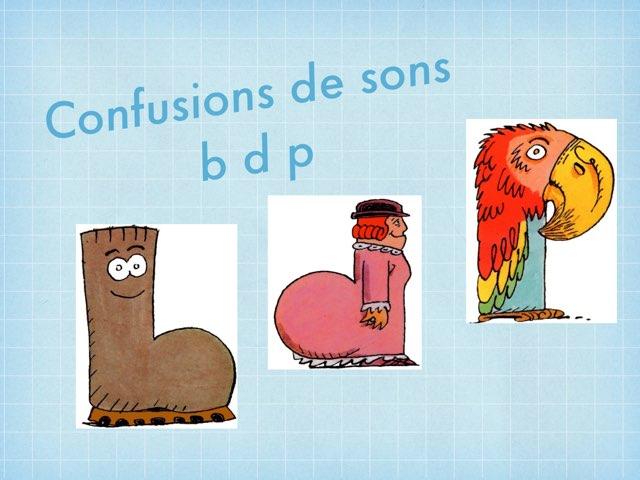 Confusion Sons d b p by Marielle Bringer