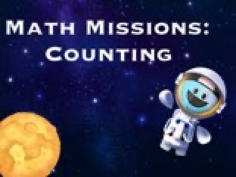 Math Missions: Counting by Elliott Kern