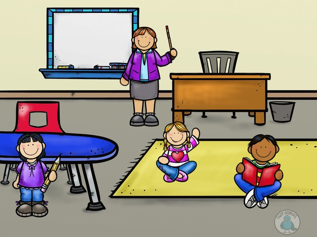 Classroom WH by TinyTap creator