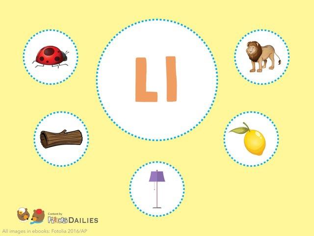 Ll  by Kids Dailies