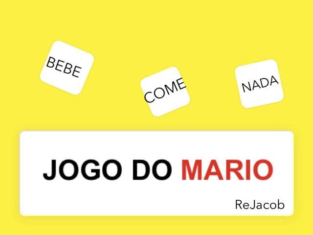 JODO DO MARIO by Renata Jacob
