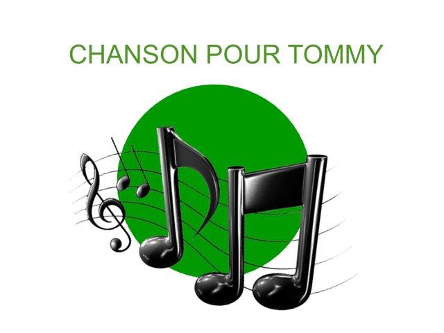 CHANSON POUR TOMMY by Valerie Escalpade