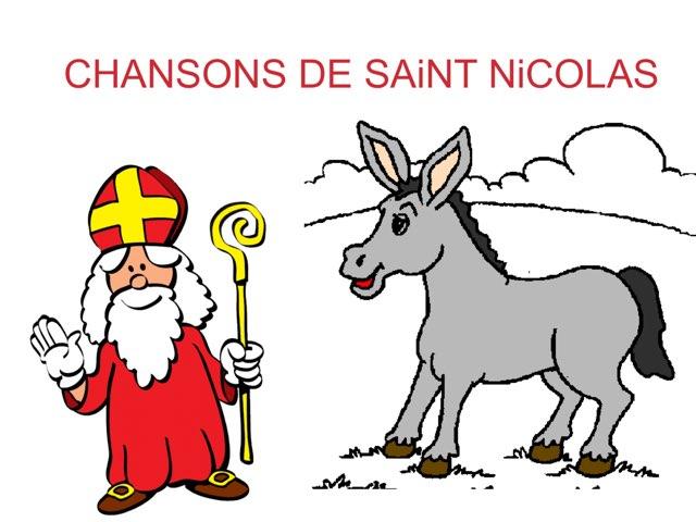 CHANSONS DE SAiNT NiCOLAS by Valerie Escalpade