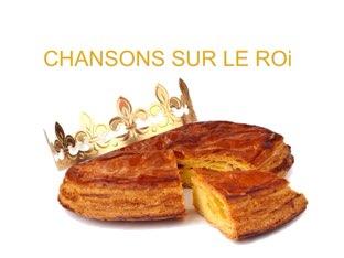 CHANSONS SUR LE ROi by Valerie Escalpade