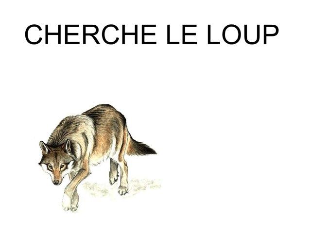 CHERCHE LE LOUP by Valerie Escalpade