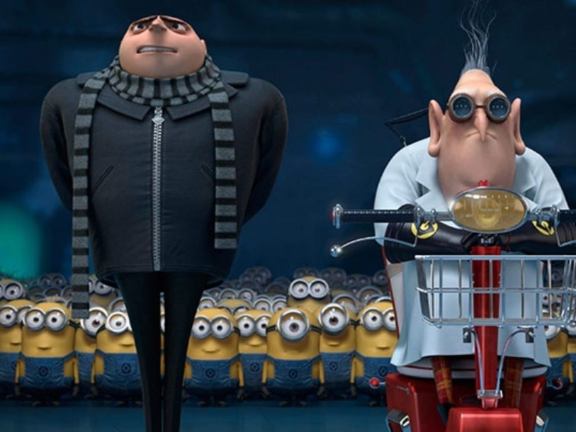 CLOTHES DESPICABLE ME by Teacher Irene