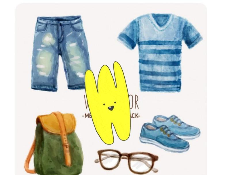 CLOTHES  by Teacher Irene