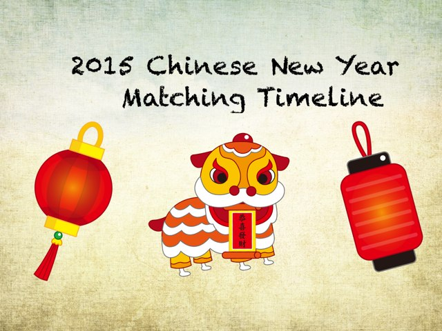 CNY Matching Timeline by Clarence Nam
