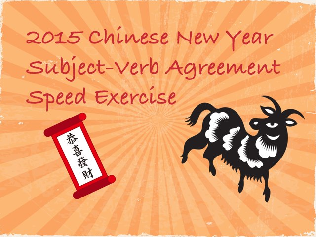 CNY SVA Speed Exercise by Clarence Nam