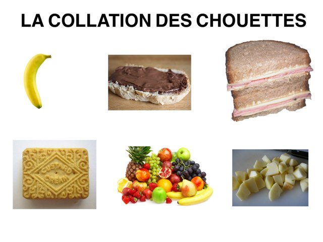 COLLATION DES CHOUETTES by Hugues Wallaby