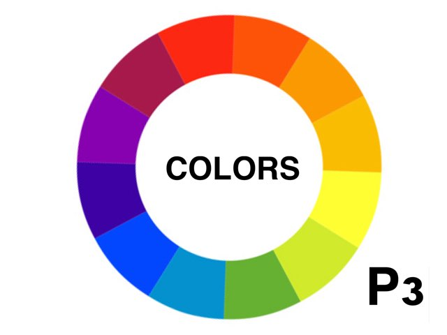 COLORS P3 by ramon martin