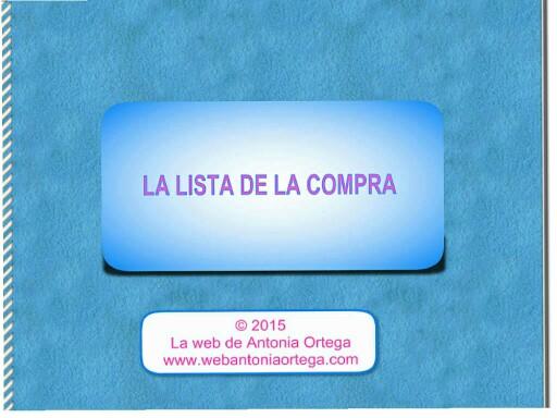 COMPRA1 by Antonia Ortega López