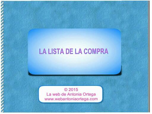 COMPRA by Antonia Ortega López