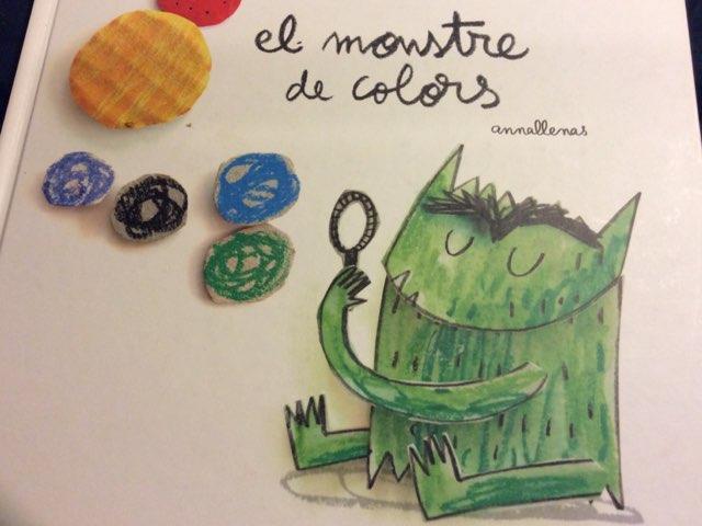 CONTE: EL MONSTRE DE COLORS by Escola nadis-scs