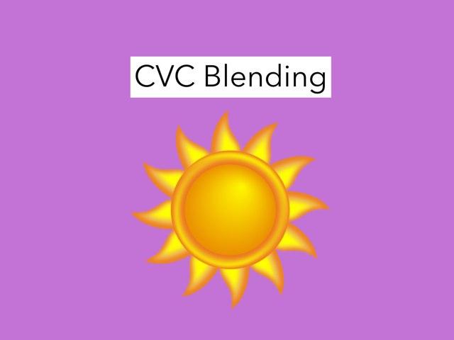 CVC Blending by Jen Siddons