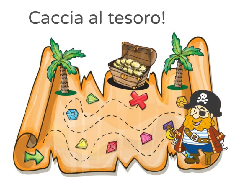Caccia al tesoro by Lazzarini