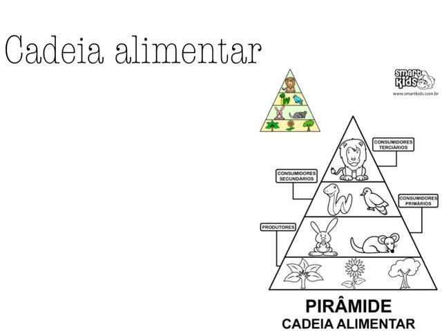 Cadeia Alimentar  by Ian Gustavo