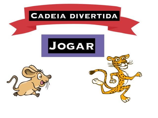 Cadeia Divertida by Letícia Freitas