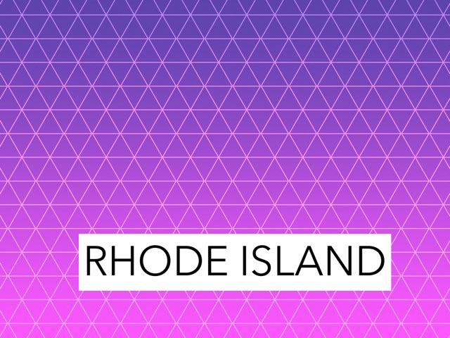 Cael's Rhode Island Game  by Claire Mracek