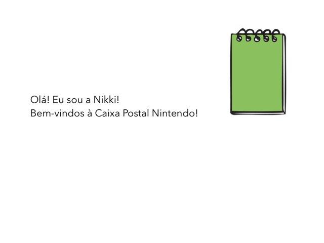 Caixa Postal Nintendo!  by Pipoca Laroca