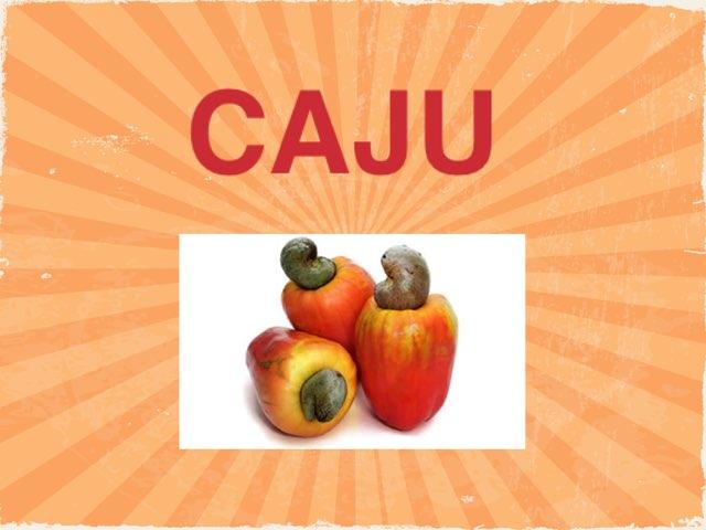Caju G1 by Educação Infantil Cfc