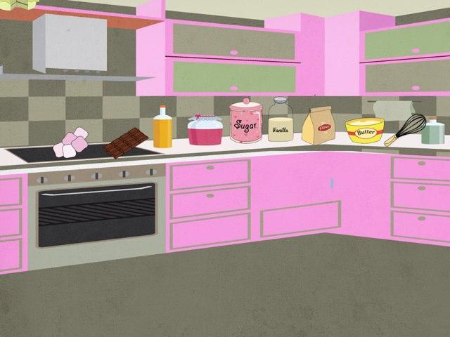 Cake Make by Emily Thompson