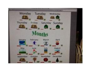 Calendar Skills by Misti Hart
