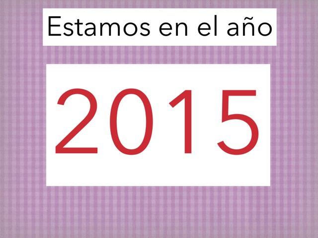 Calendario/Calendar by Rosalva Correa