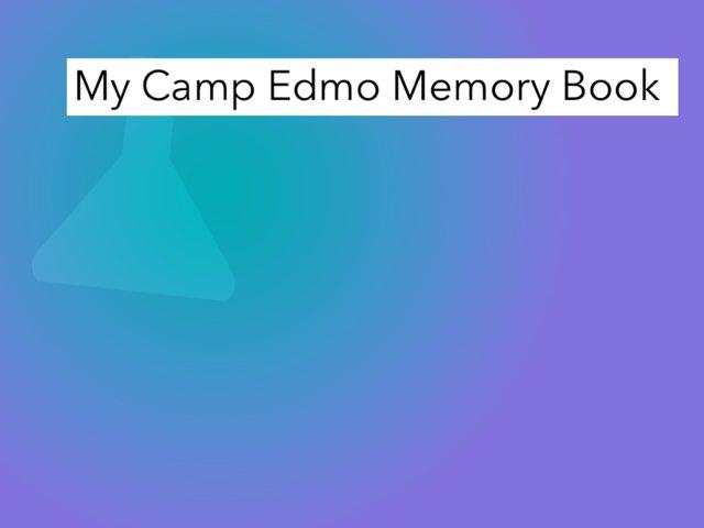 Camp Edmo Jay by Edventure More -  Conrad Guevara