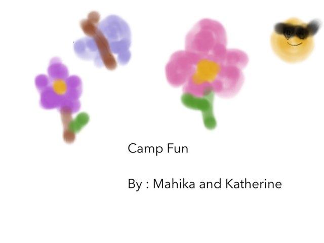 Camp Fun by Edventure More -  Conrad Guevara