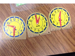 Can You Find The Correct Time With Three Clocks? by Jamie smith