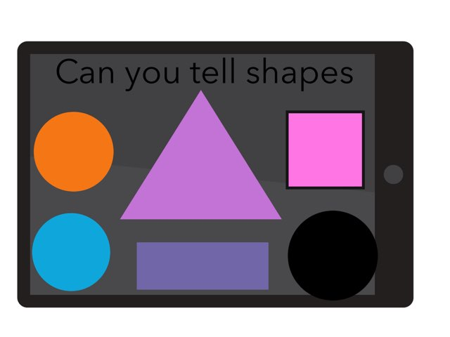 Can You Tell The Shapes by Sehran Sharif