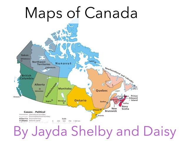 Canada by Jennifer Alexander