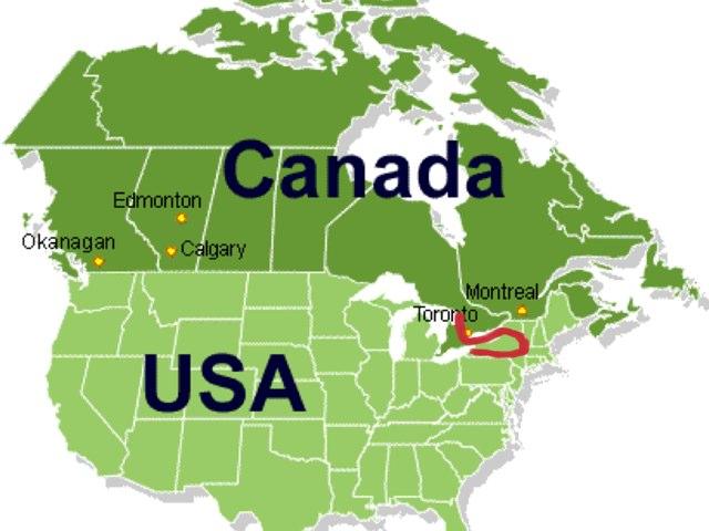 Canada by Luke Fi