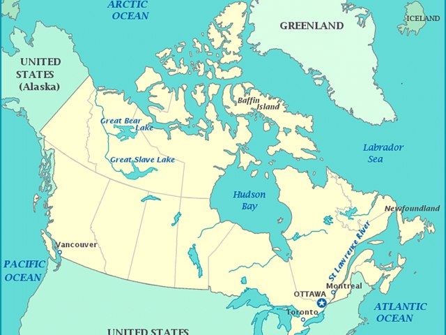 Canadian Communities Geography by April Coulthard