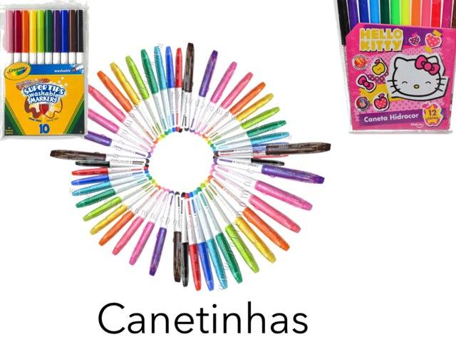 Canetinha by Marina Bernardo