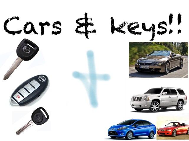 Car Keys by Julie Gittoes-Henry