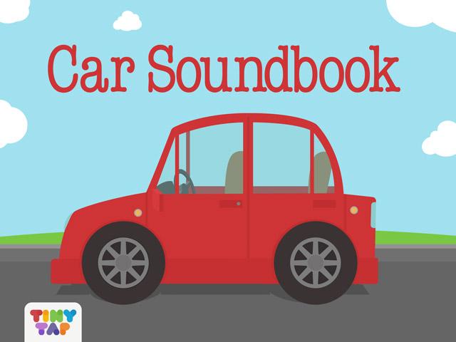 Car Soundbook by Tiny Tap