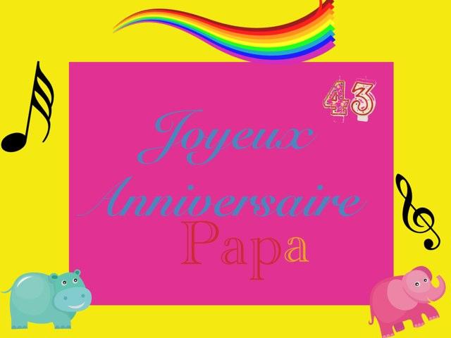 Carte Papa by Adele Ho