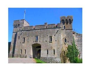 Castle Questions  by Dan Bunker