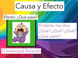 Causa y Efecto by Rosalva Correa