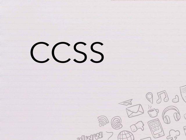 Ccss by Ivan Alexei