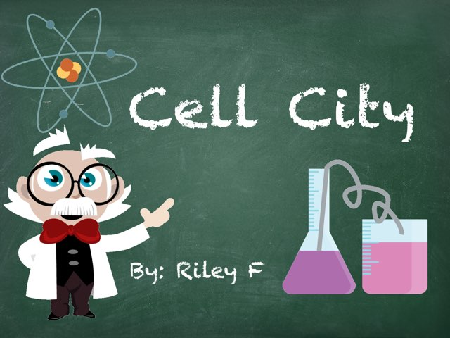 Cell City by H2 Rifi