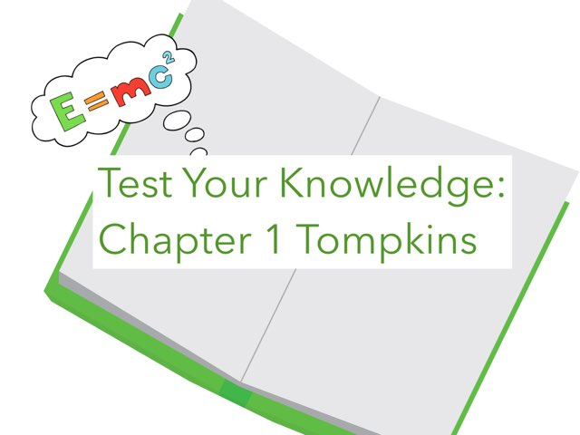 Chapter 1 Tompkins Review by Pam Jimison