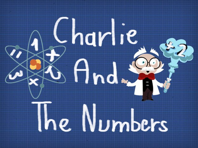 Charlie And The Numbers 1 by Mina H