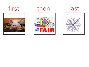 Charlotte's web Sequencing by Maureen Nevers