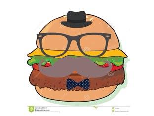 Cheeseburger Battle Dress-up!    by Winged Hornet