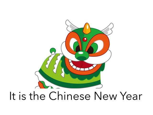 Chinese New Year Tester  by Joanne Megan Hoult