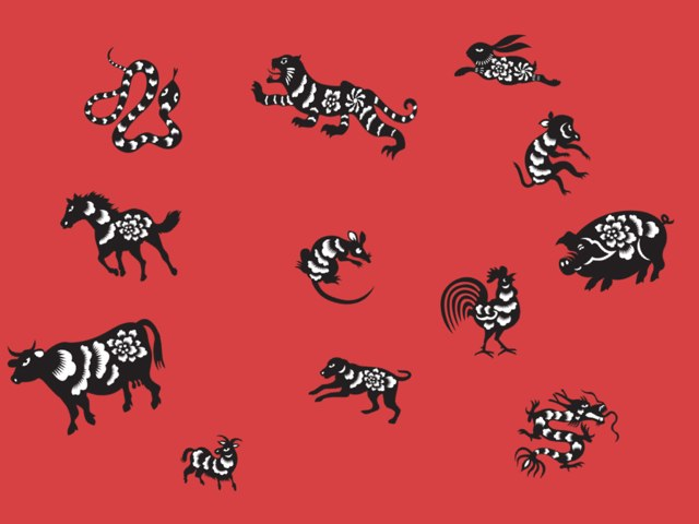 Chinese Zodiac by Lely Evans