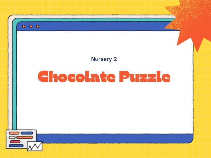 Chocolate Puzzle by Mikyle Ilustre